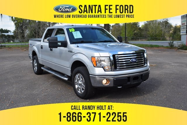 Used 2010 Ford F 150 Xlt 4x4 Truck For Sale Gainesville Fl 41000a In 2021 Ford F150 Ford F150 Xlt Used Ford F150