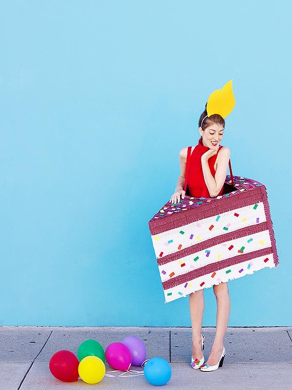 14 Creative Ways to Dress Like Food for Halloween Birthdays - food halloween costume ideas