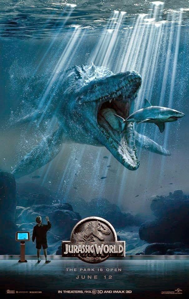 Jurassic World Mundo dos dinossauros, Mundo jurássico