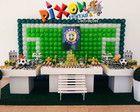 Decoração Futebol Festa Infantil