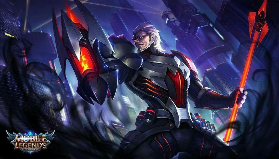 Mobile Legends Moskov Snake Commander Mobile Legends Bang Bang Mobile Legend