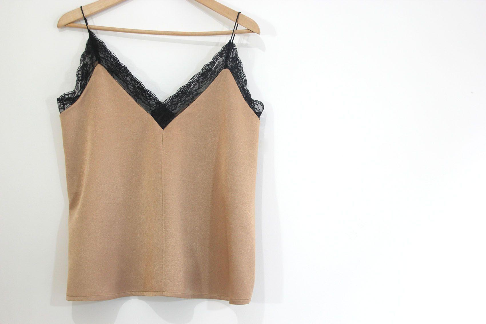 DIY Costura: Como hacer camiseta lencera (patrones gratis) | | Oh ...
