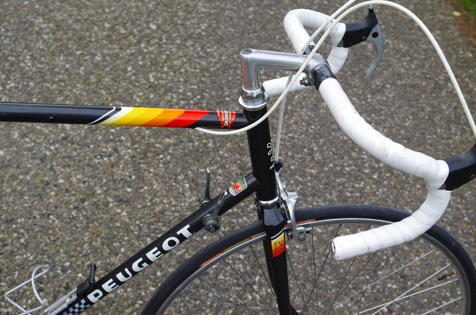 for sale: peugeot aubisque full bike 60x58cm =vgc= | lfgss | road