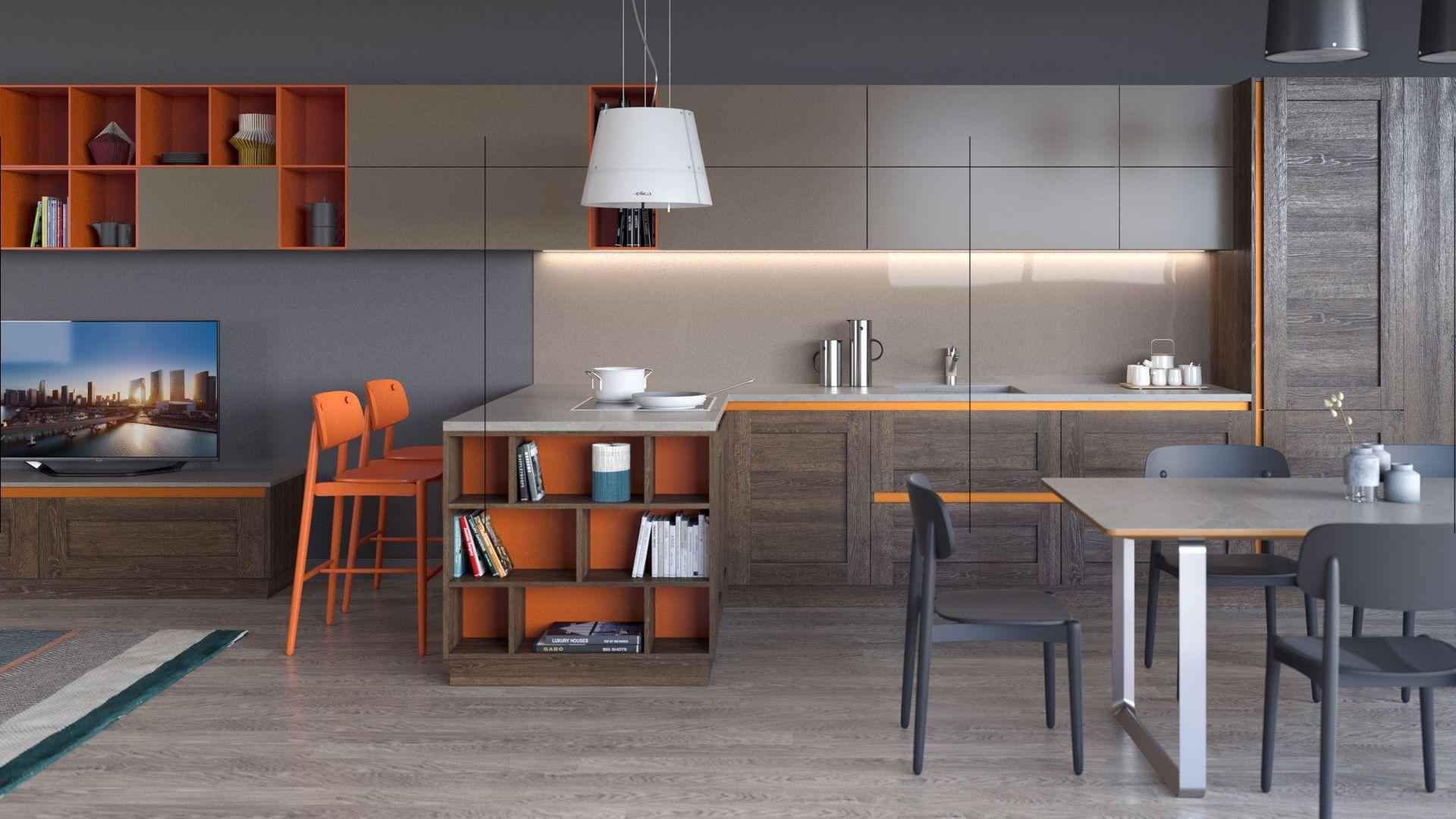 Кухня Gerbera фабрики Elnova в Днепре - Цены, фото, каталог