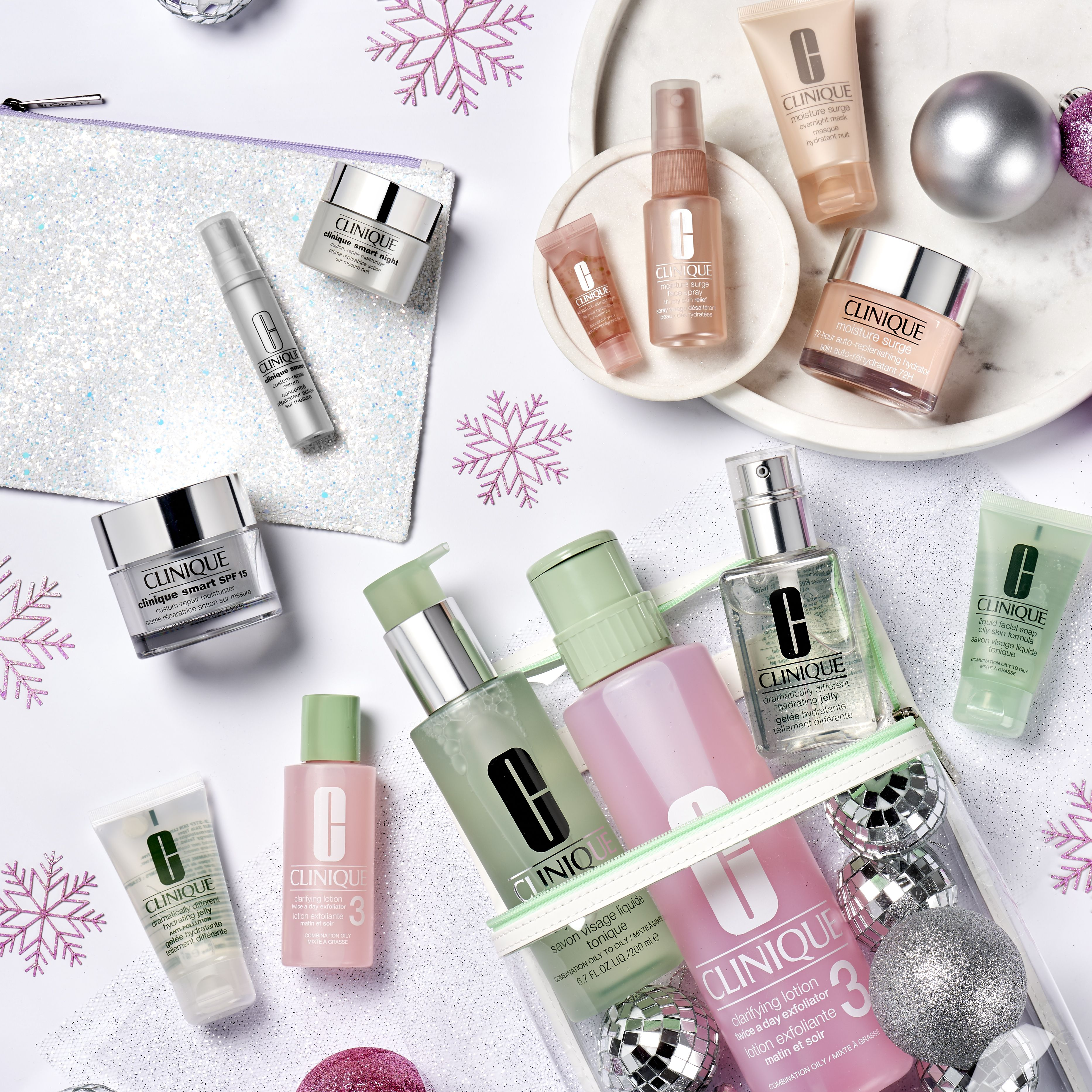 Clinique Twice as Happy Christmas Gift