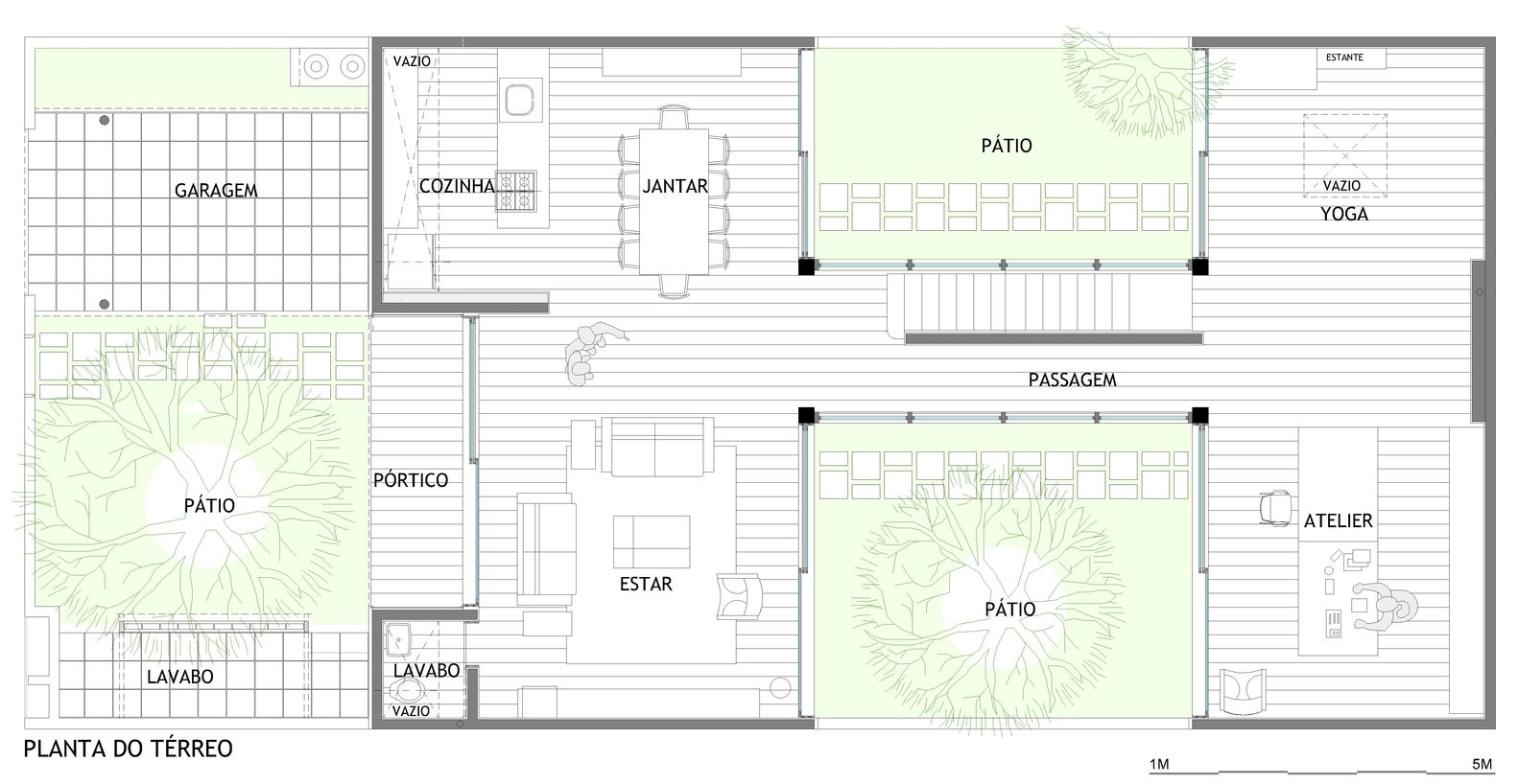 Gallery of house 10x10 oficina de arquitetura 19