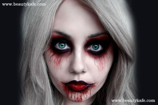 Creepy Doll Makeup Tutorial Mugeek Vidalondon