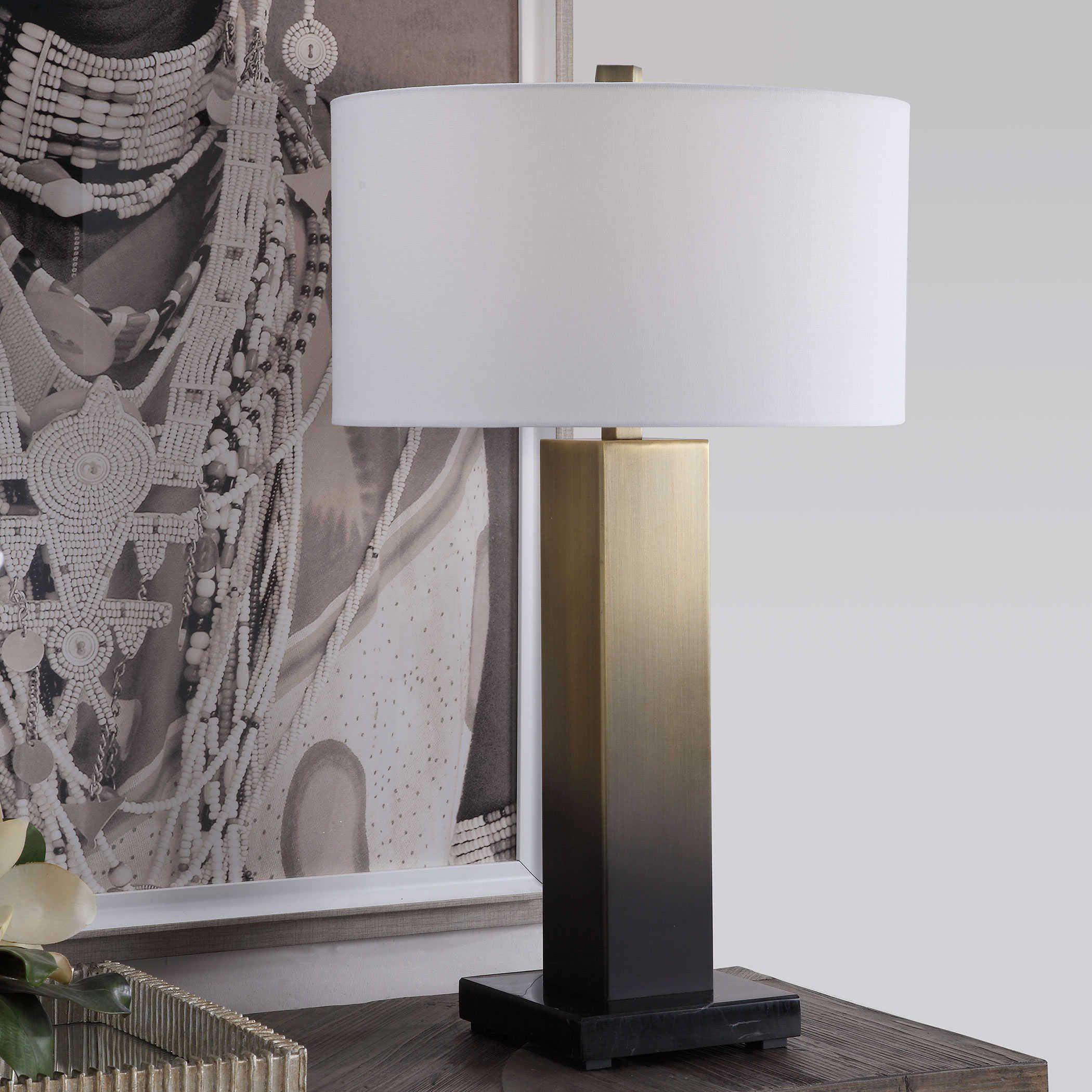 Ombre Table Lamps Combine Premium Quality Materials With Unique