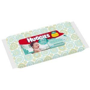 Huggies One & Done Refreshing Baby Wipes, Refill, 16-count Travel Pack (Pack of 6) by Huggies. $24.99