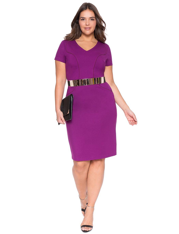 Lola Dress   Women\'s Plus Size Dresses   ELOQUII   gorditas, bellas ...