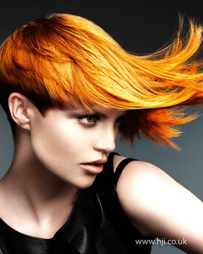 Hairstyle Artistic Hair Hairstyle Gallery Yellow Hair