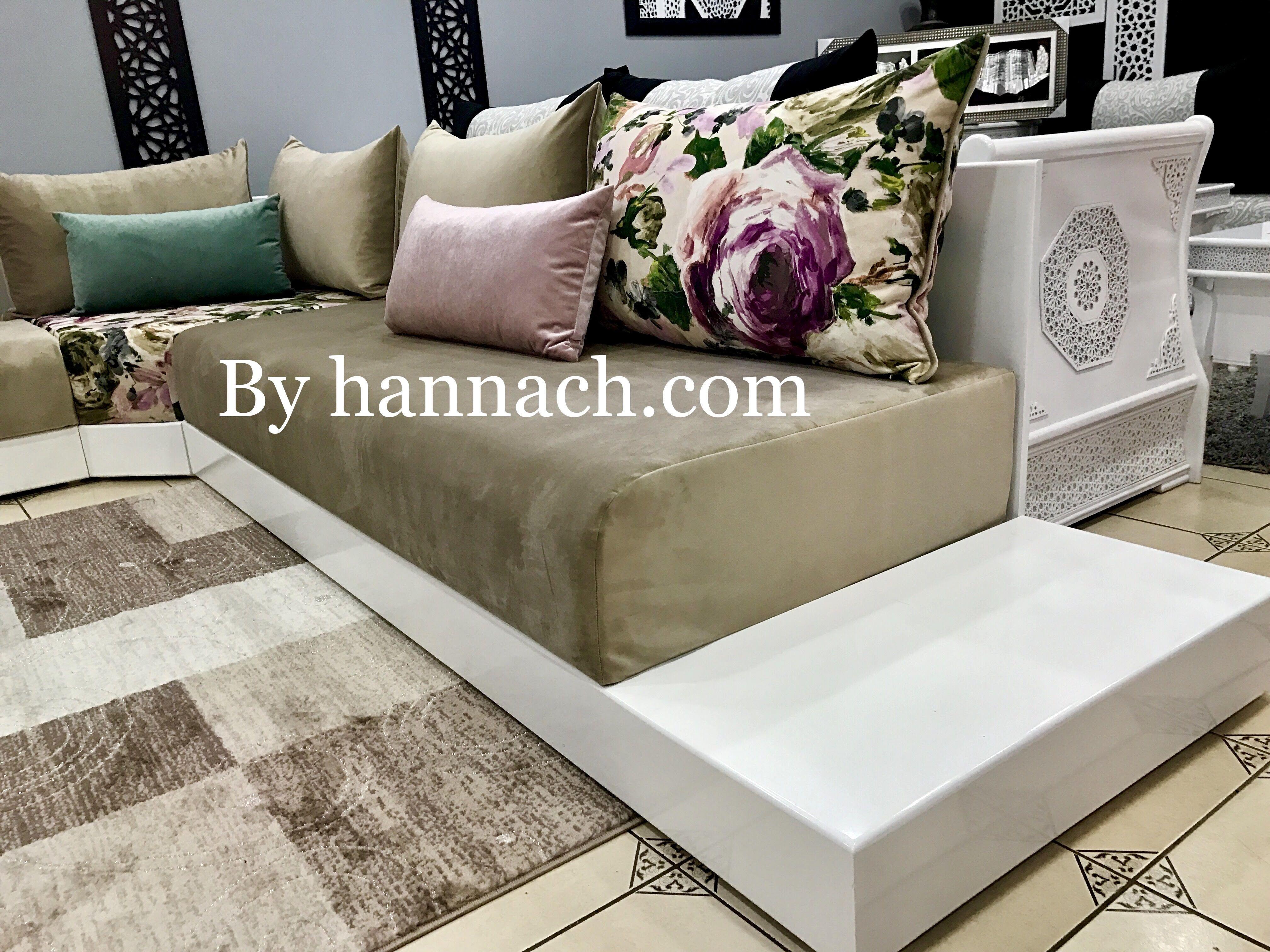 sedari pour salon marocain sur mesure | moroccan style | pinterest