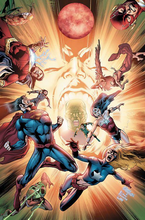 Justice League America #13 | Justice league of america ...