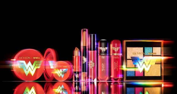 The New Revlon X Wonder Woman 1984 Collection Will Bring Out Your Inner Hero In 2020 Makeup Collection Revlon Wonder Woman Makeup