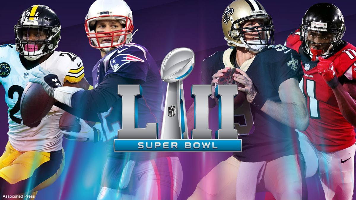 2018 Super Bowl LII The Official Home of the Super Bowl