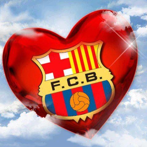 Corazón Púrpura Fc Barcelona 011212 Culelandia Soccer
