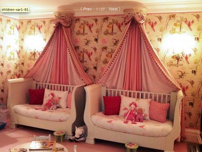Girls room cool house rooms habitaciones infantiles - Habitaciones infantiles decoradas ...