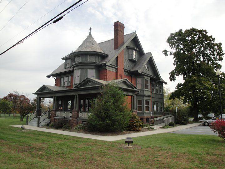 enchanting old pennslyvania home