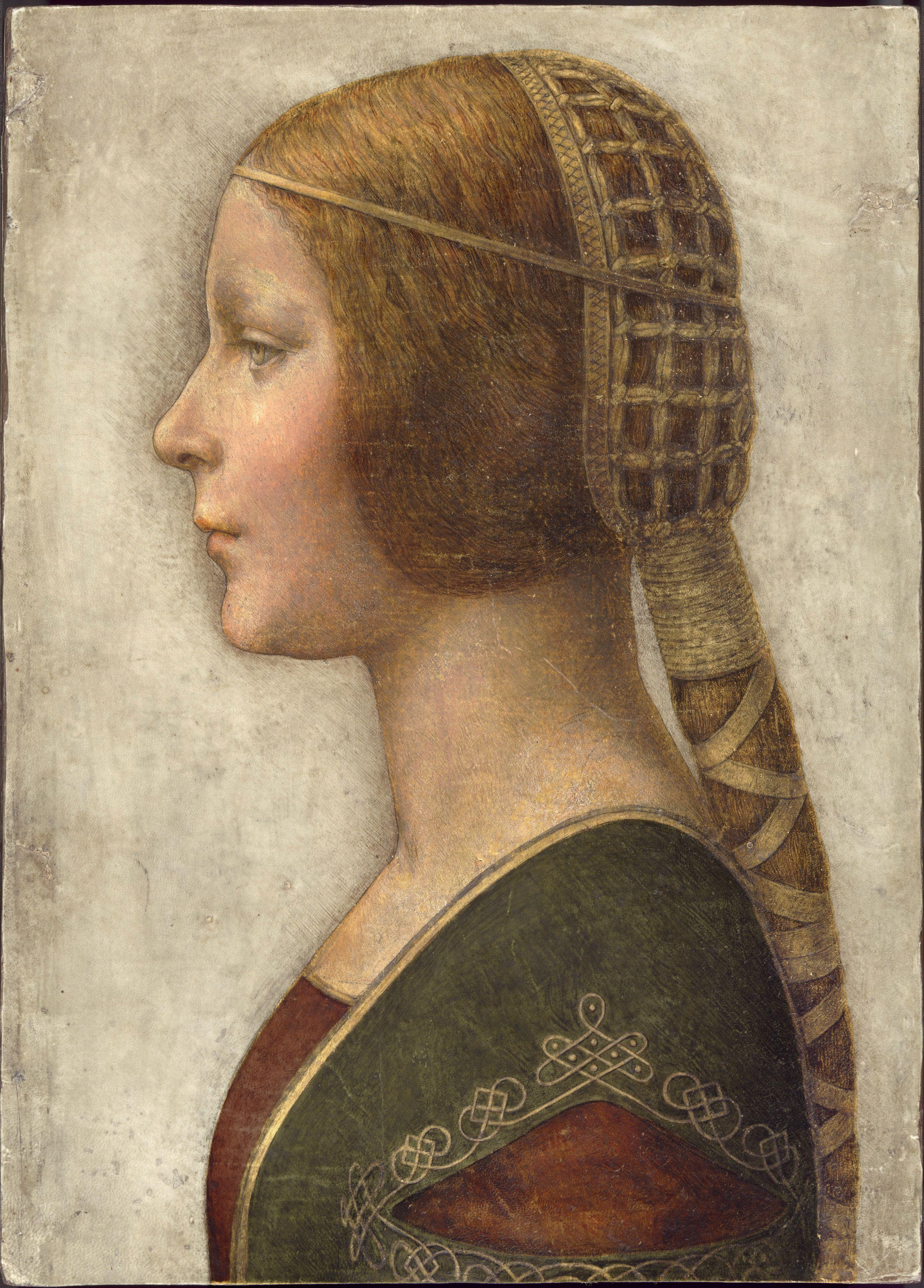 Bianca Sforza Leonardo Da Vinci Da Vinci Painting Art Art History