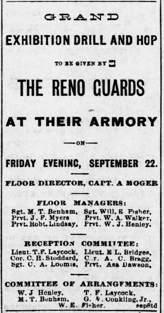 Reno Gazette-Journal, 8 Sep 1882, Fri, Main Edition WJ
