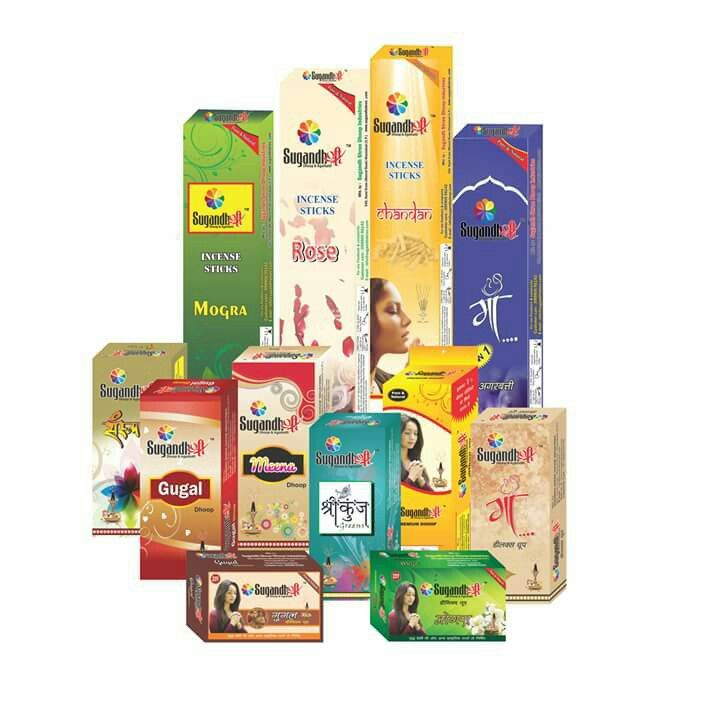 All products of Sugandh Shree Dhoop & Agarbatti | माँ