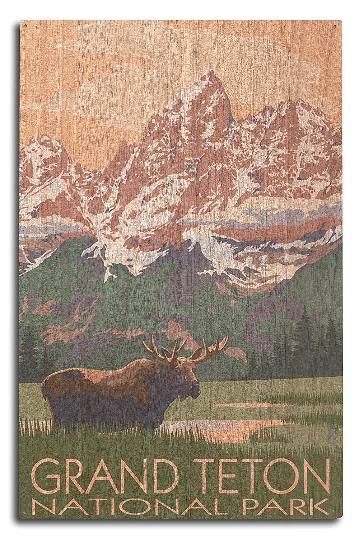 10x15 Room: Amazon.com: Grand Teton National Park, Wyoming