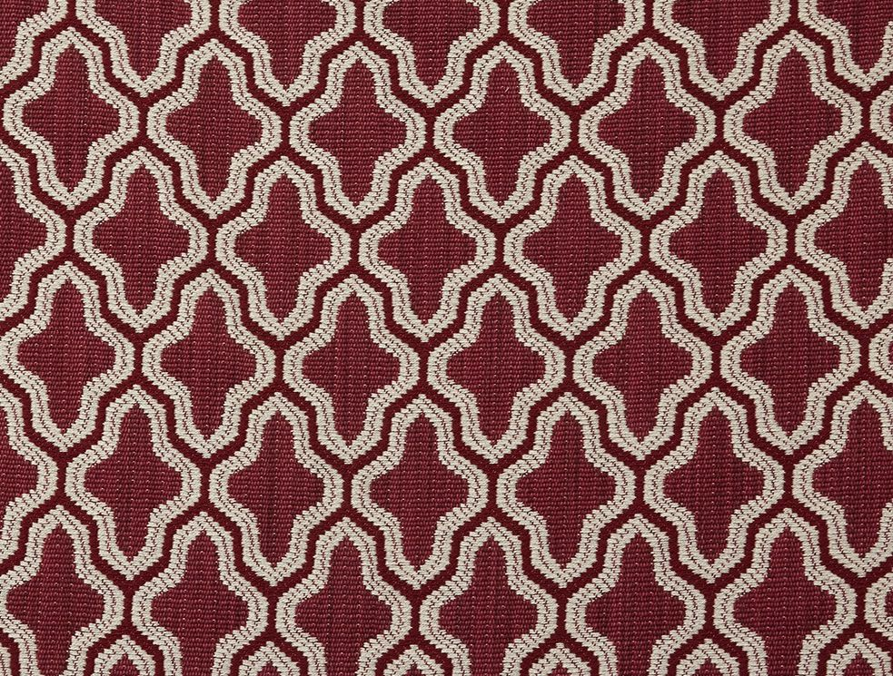 RUBY RED Red Is A HOT Color Story And Featured Are Large Small Elephant Prints Stylized Toile New In Our Strie Jacquard Pattern