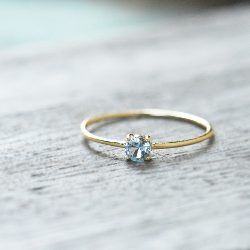 engagement gemstone on white in ring best solid rings diamond images gold and natural stud studs aquamarine earrings pinterest eternity