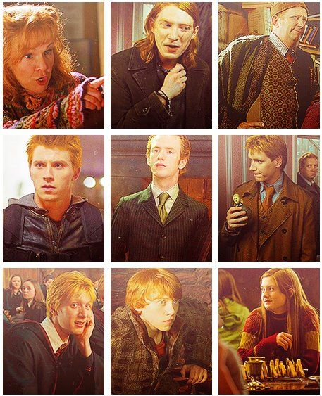 I always said if I was to pick a dude from the world of Harry Potter it would be Charlie Weasley.....