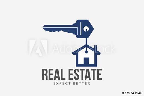 House Key Ring And Real Estate Home Symbol Buy This Stock Vector And Explore Similar Vectors At Adobe Stock Adobe Stoc Home Symbol House Keys Estate Homes