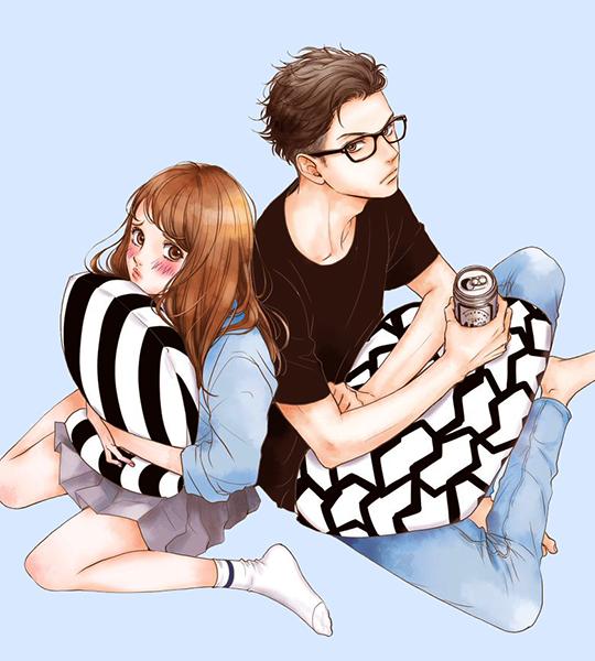 Manga Rock Living No Matsunaga: Pin By Aksh Noor On Couple