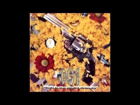 091 - Todo lo que vendrá después 1995 Album