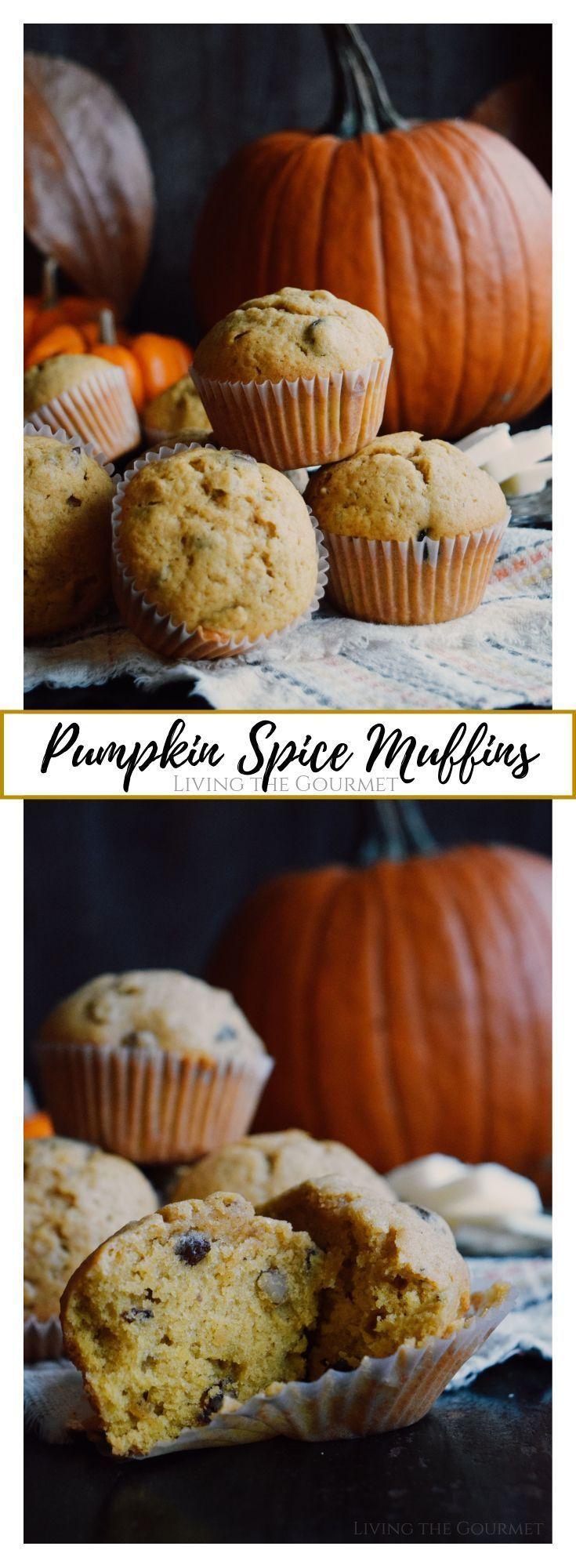 Pumpkin Spice Muffins #pumpkinspicecupcakes Pumpkin Spice Muffins - Living The Gourmet #pumpkinspicecupcakes Pumpkin Spice Muffins #pumpkinspicecupcakes Pumpkin Spice Muffins - Living The Gourmet #pumpkinspicecupcakes