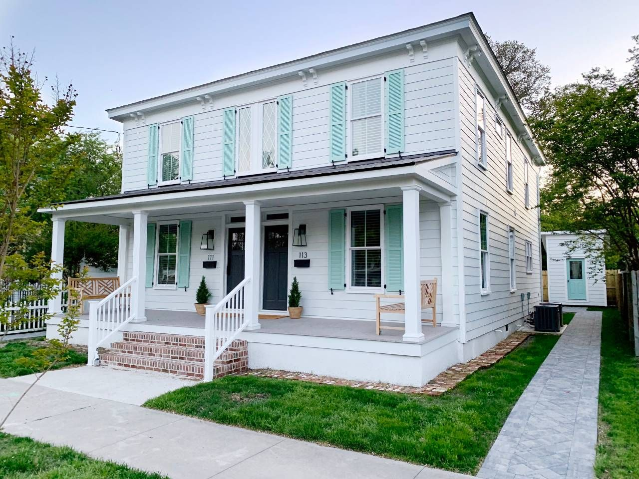 Doublemint Duplex Right Side Houses For Rent In Cape Charles Renting A House Cape Charles Cape Charles Virginia
