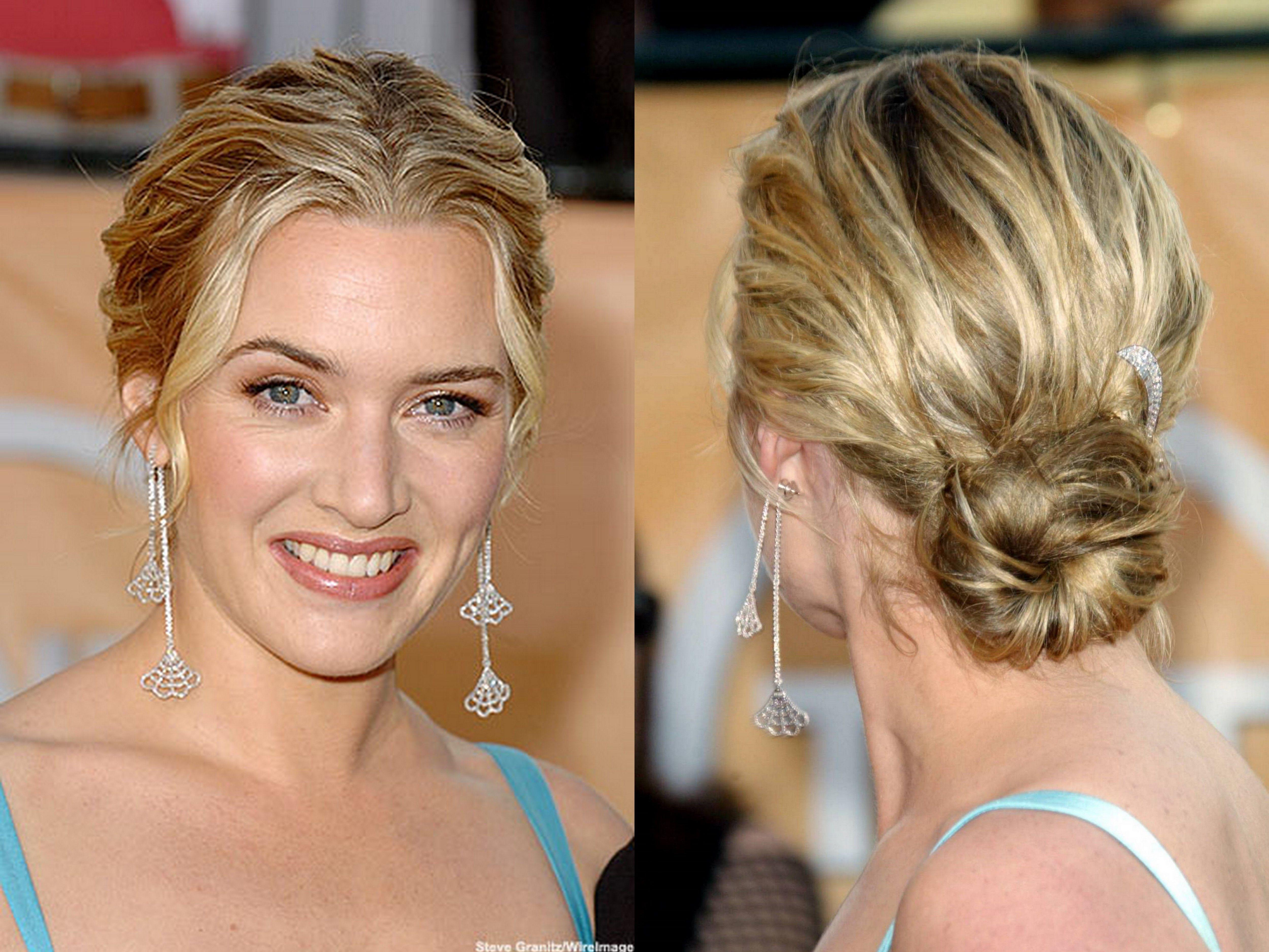 Kate Winslet Fan Art Kate Winslet Hair Style Hair Styles Kate Winslet Hairdo