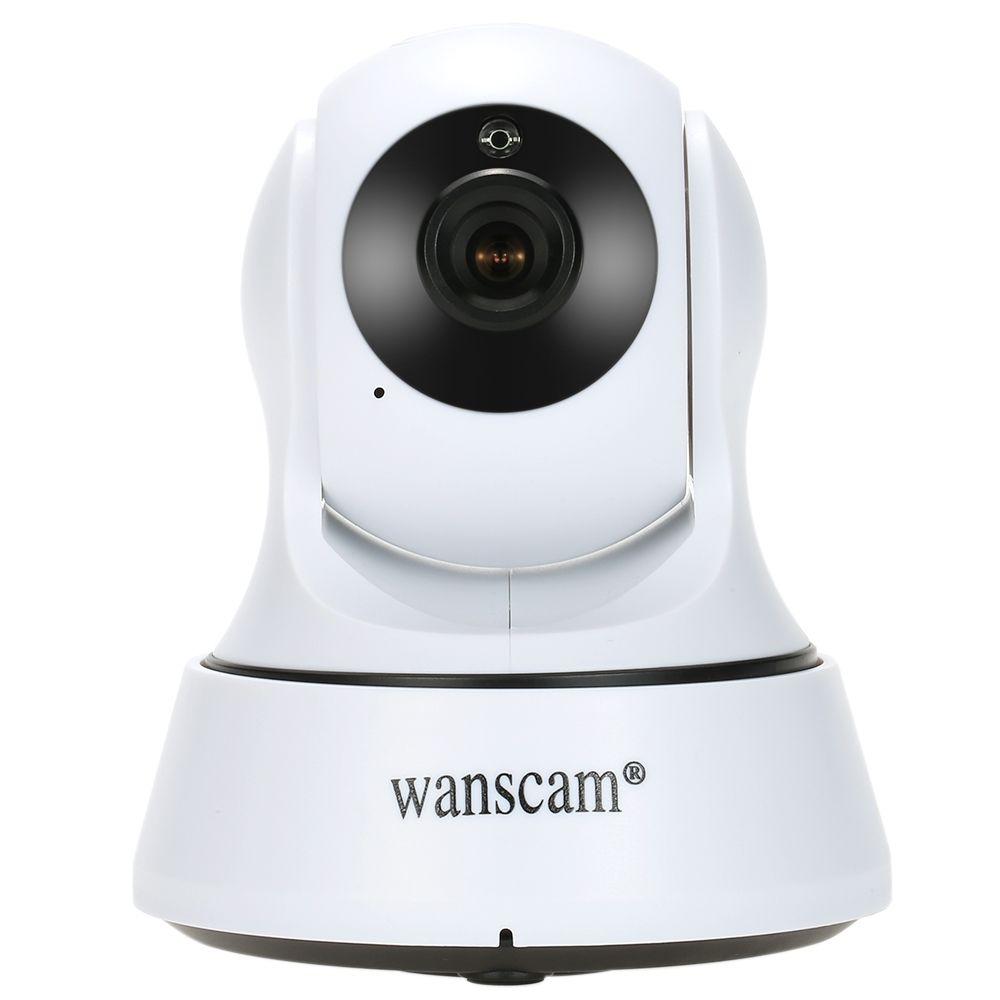 caméra wifi ip wanscam hw0036 - déballage test avis jeedom