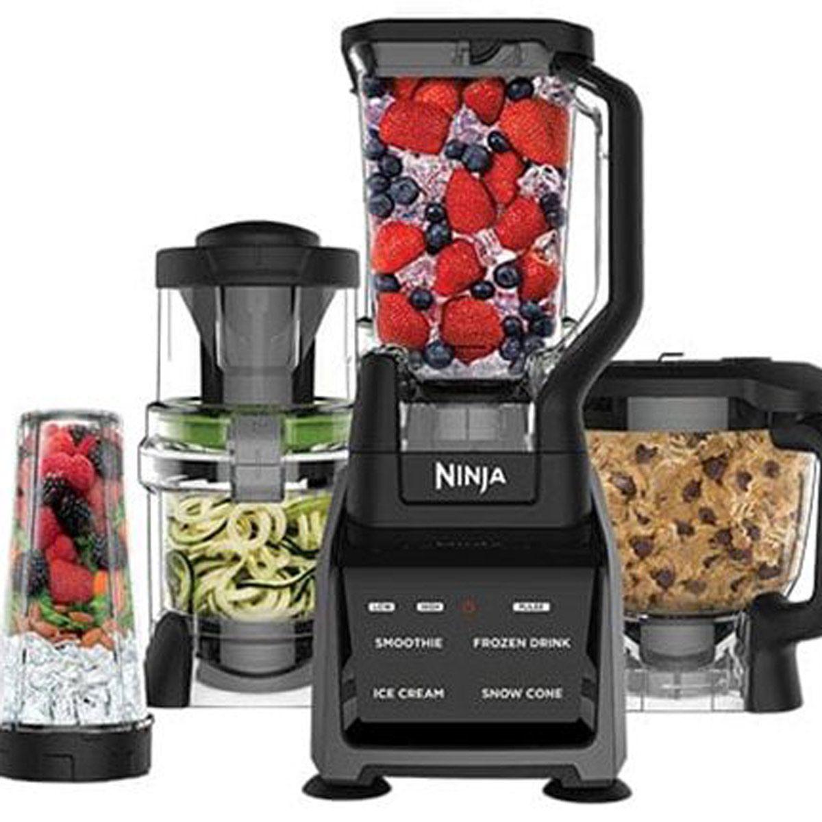 ninja blender food processor intellisense system (ct682)