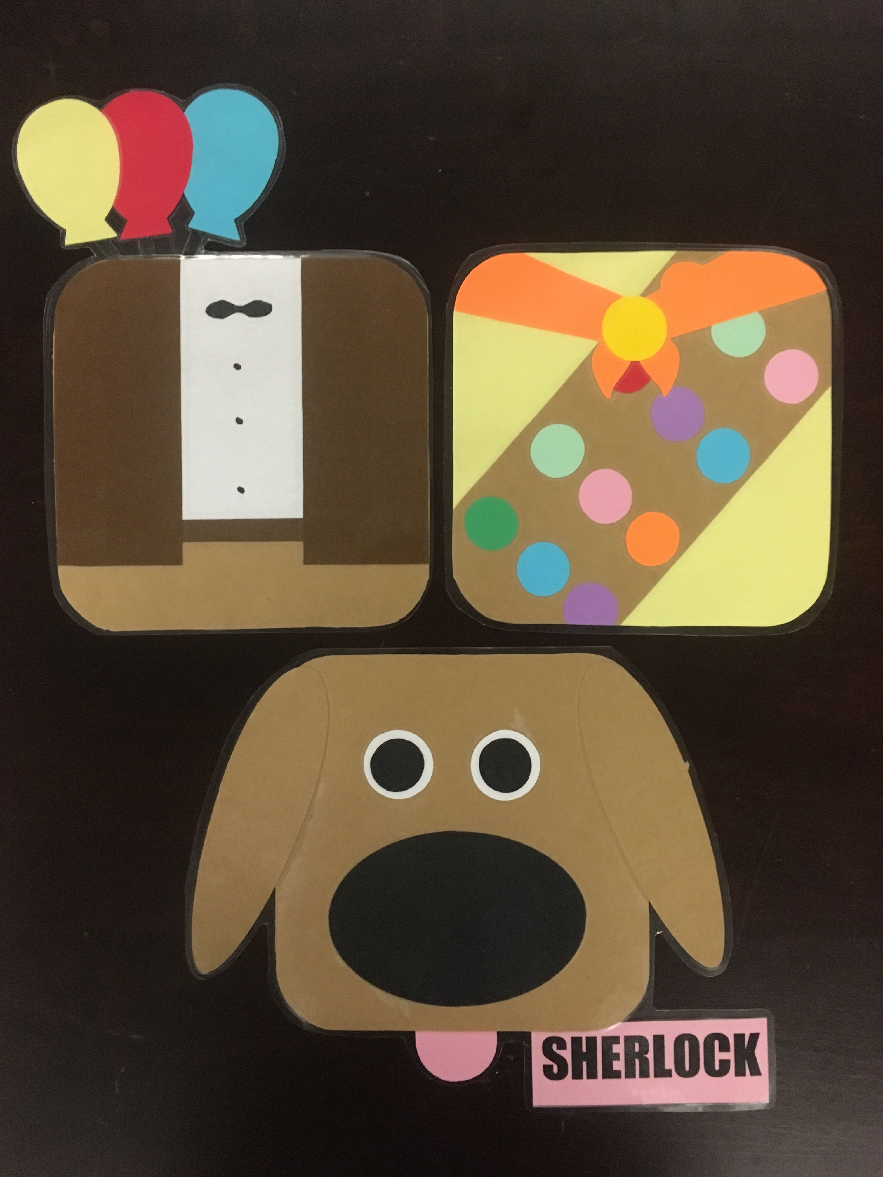 Up Pixar RA door decs & Up Pixar RA door decs | RA | Pinterest | Ra door decs Door decs and ...