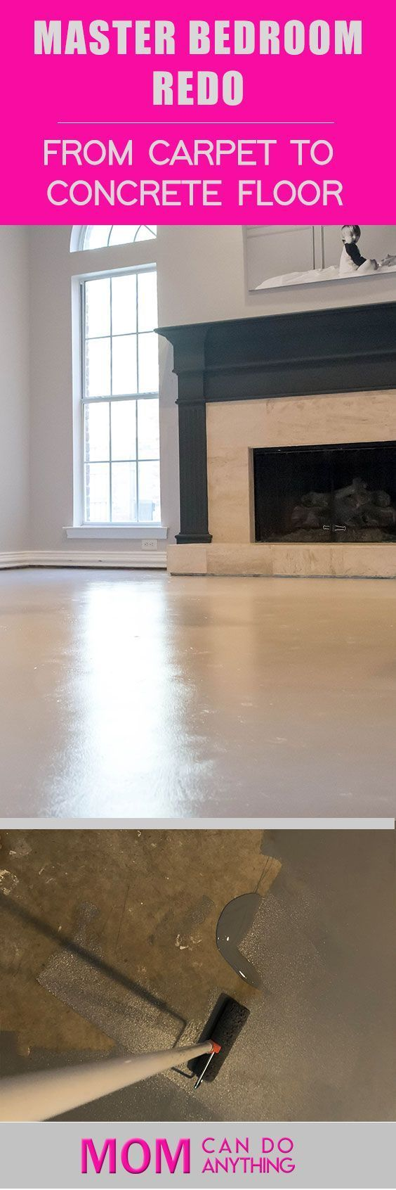 how to do concrete staining