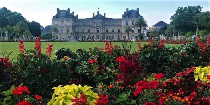 Jardin du Luxembourg, Paris, Île-de-France, France, Europe