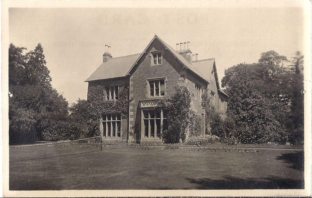 SUPERB POSTCARD - COUNTRY HOUSE by BLINKHORNS of BANBURY & EVESHAM C.1939   eBay