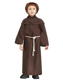 Medieval Monk Child Costume  sc 1 st  Pinterest : childrens medieval costumes  - Germanpascual.Com