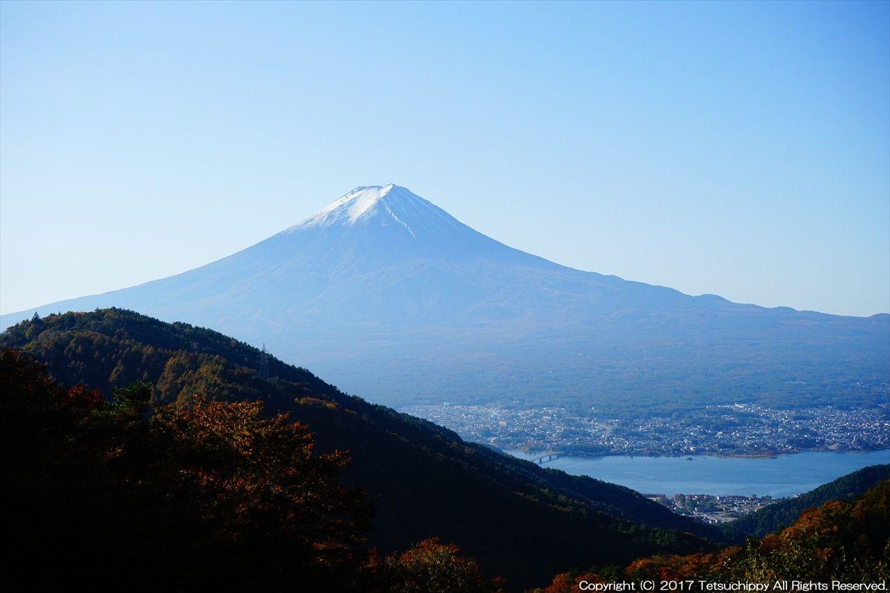 日本 山梨 富士山の絶景スポット!