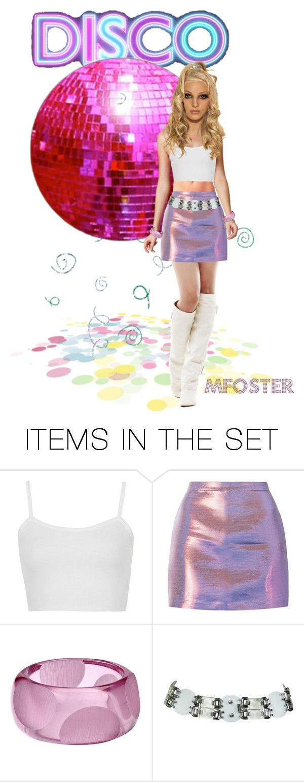 """""""Disco"""" by mfoster07 ❤ liked on Polyvore featuring art"""
