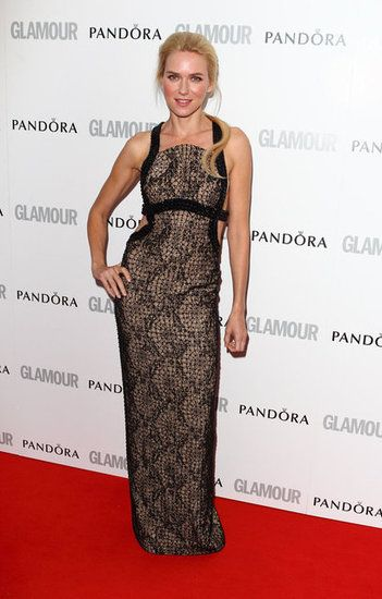 Naomi Watts. 2012 Glamour Women of the Year Awards.