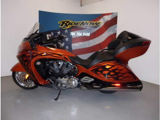 2012 Victory Vision Arlen Ness Motorcycles For Sale Pinterest
