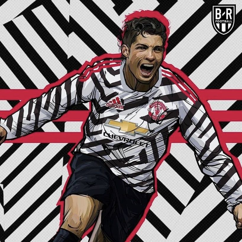 Pin By Alexis On Manchester Utd Illustration Cristiano Ronaldo 7 Ronaldo Cristiano Ronaldo