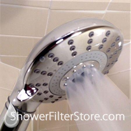 Rainmaker 7 Shower Sprayer Attachment With Facial Mister Shower