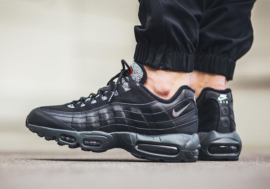 Nike Air Max 95 Essential noir anthracite Chaussures