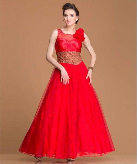 Red Ball #Gown #Gawzus
